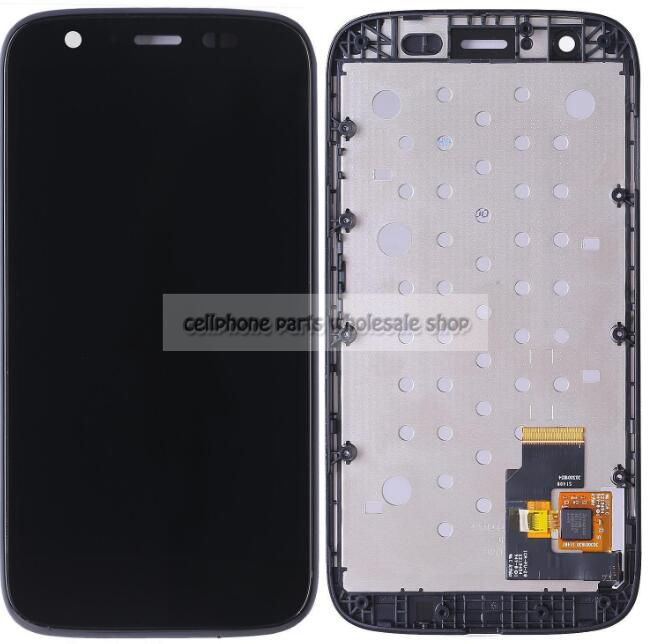 <font><b>LCD</b></font> <font><b>Display</b></font> <font><b>Touch</b></font> Screen Digitizer Assembly <font><b>with</b></font> Frame <font><b>For</b></font> <font><b>Motorola</b></font> <font><b>MOTO</b></font> <font><b>G</b></font> XT1031 xt1032 xt1033 xt1036 Replacement Pantalla
