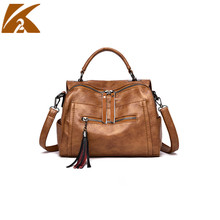 KVKY Wide Strap Crossbody Bags Handbags Women Leather Handbag Messenger Bags Lady Party Purse Shoulder Bag Cross Body Bags недорого