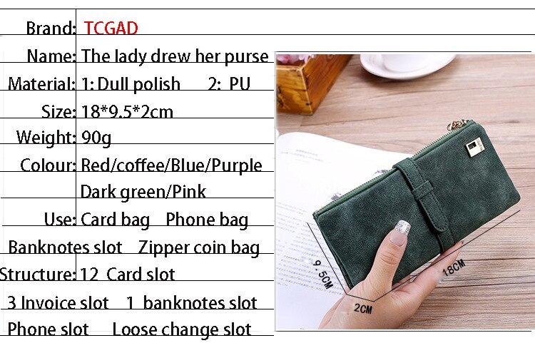 кожаный бумажник женщин; роскошные; Основной материал:: ПУ;