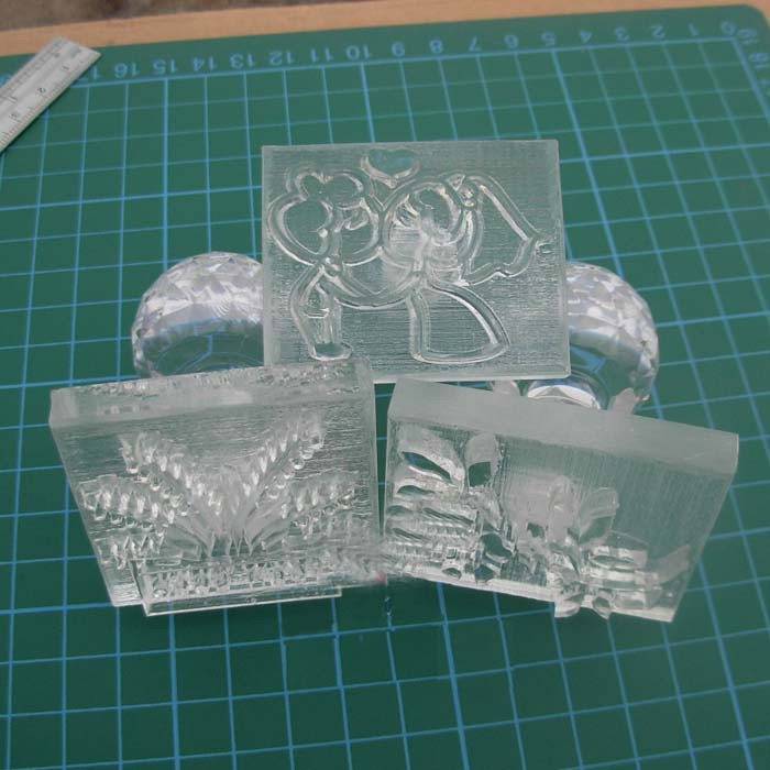 Custom Made SOAP STAMP Personalized Cookie Stamp Logo Embosser Handmade Acrylic Glass Soap Stamp Soap Mold