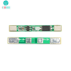 5 pcs 1 S 3.7 V 18650 Lithium Battery Protection Board 2A Overcharge Over-discharge