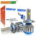 H4 9003 H13 9007/HB5 9004 Hi-Lo Beam Car LED Headlight Kit 8000LM White 6000K Replace Auto Headlight Bulb DRL Lamp Fog Light