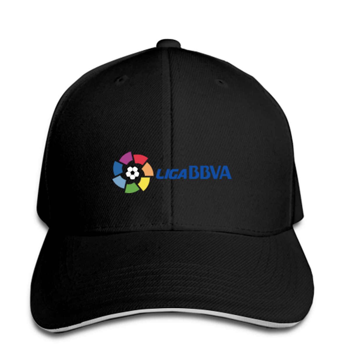 Бейсболка La Liga логотип солнцезащитный козырек Кепка