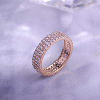 Three Lines Classic Wedding Ring For Women Men The Ring O Anel Loki Perfumes For Personality