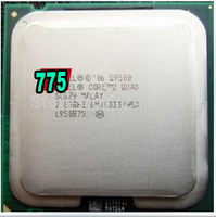 Q9500 Original Intel Core2 QUAD Q9500 CPU 2 83GHz LGA775 6MB Cache Quad CORE Quad Thread