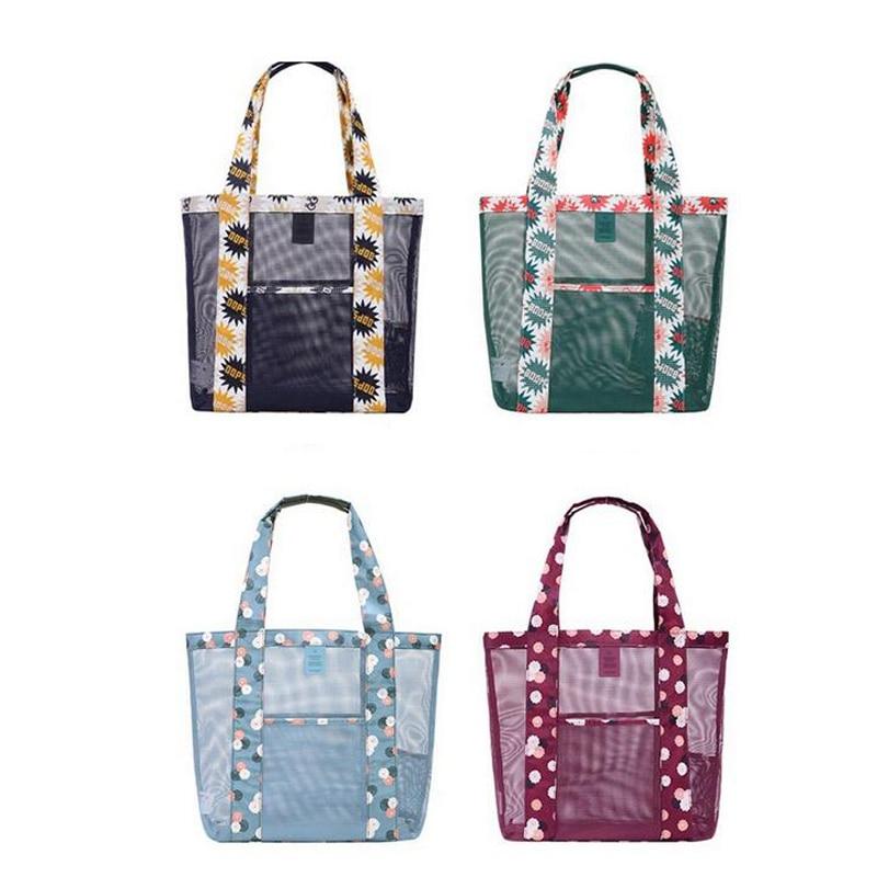 Maikoudai 2017 Fashion Picture Bags Women Jelly Crystal Transparent Beach Bag New Summer Korean Shoulder Bag Big Handbag