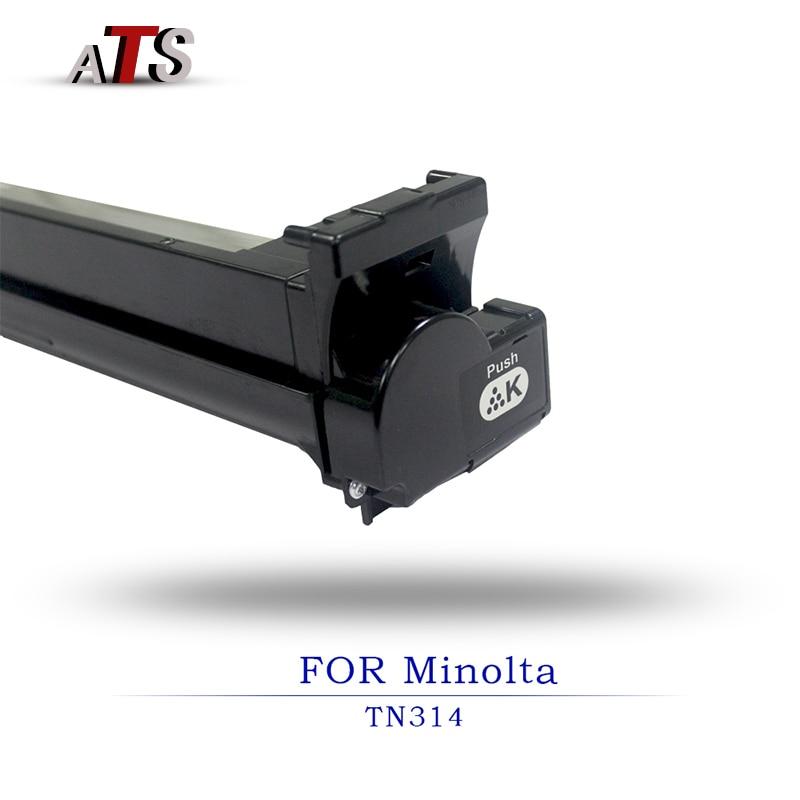 Konica Minolta TN314 Bizhub BHC 353 253 203 200 210 7721 7720 Kopiya - Ofis elektronikası - Fotoqrafiya 5