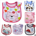 5pcs/lot Baby Bib Infant Saliva Towels Baby Bibs Waterproof  Baby Wear