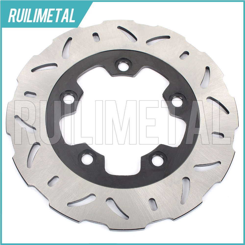 Rear Brake Disc Rotor for SUZUKI GSXR750 W GSXR 1000 750 SV-1000 S TL-1000 R 1998 1999 2000 2001 2002 2003 98 99 00 01 02 03 new arrival motorcycle rear brake disc rotor for suzuki sv 650 1000 2003 2008 tl1000r 1998 tl1000s 1997 free shipping c30