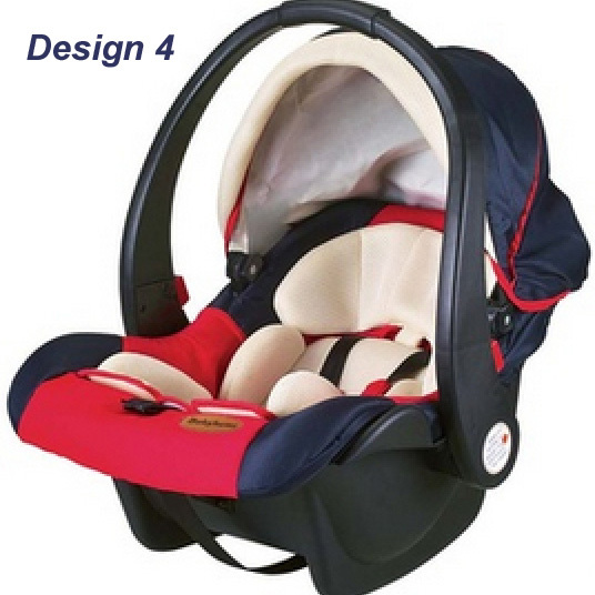 Portable Carrier Infant Baby Car Seats for Baby Travelling, 0~13KG