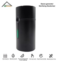 Eliminate Formaldehyde and Odor portable ceramic ozone generator for O3 Timer Air Purifiers
