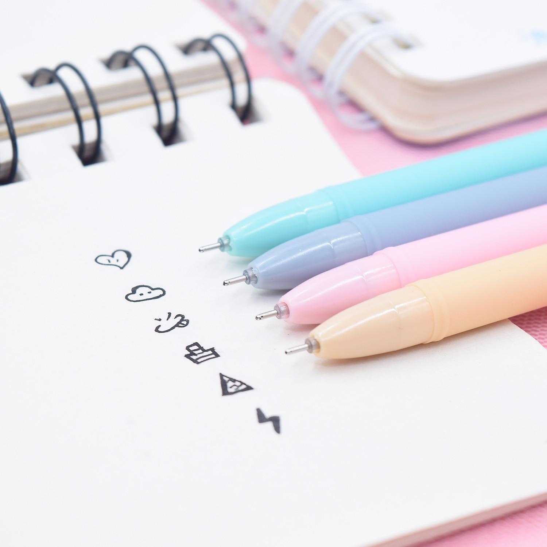 Coloridas dos Desenhos Amor Estrela Preto Bonito Escritório