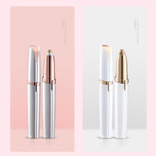 Portable Mini Eyebrow Shaver Electric Trimmer Automatic Epilator Women Facial Razor For Brows Makeup Tools