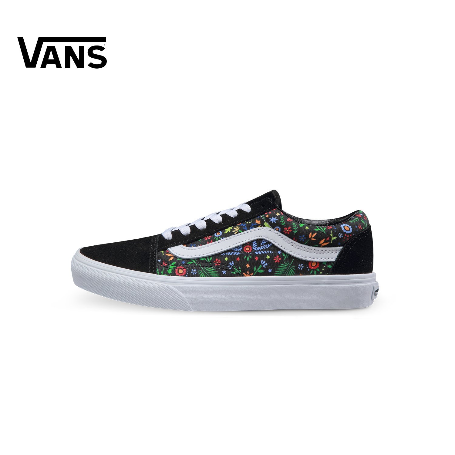 Original Original Vans Low-Top Women's Skateboarding Shoes Sport Shoes Canvas Sneakers Breathable Colorful Good Quality glowing sneakers usb charging shoes lights up colorful led kids luminous sneakers glowing sneakers black led shoes for boys