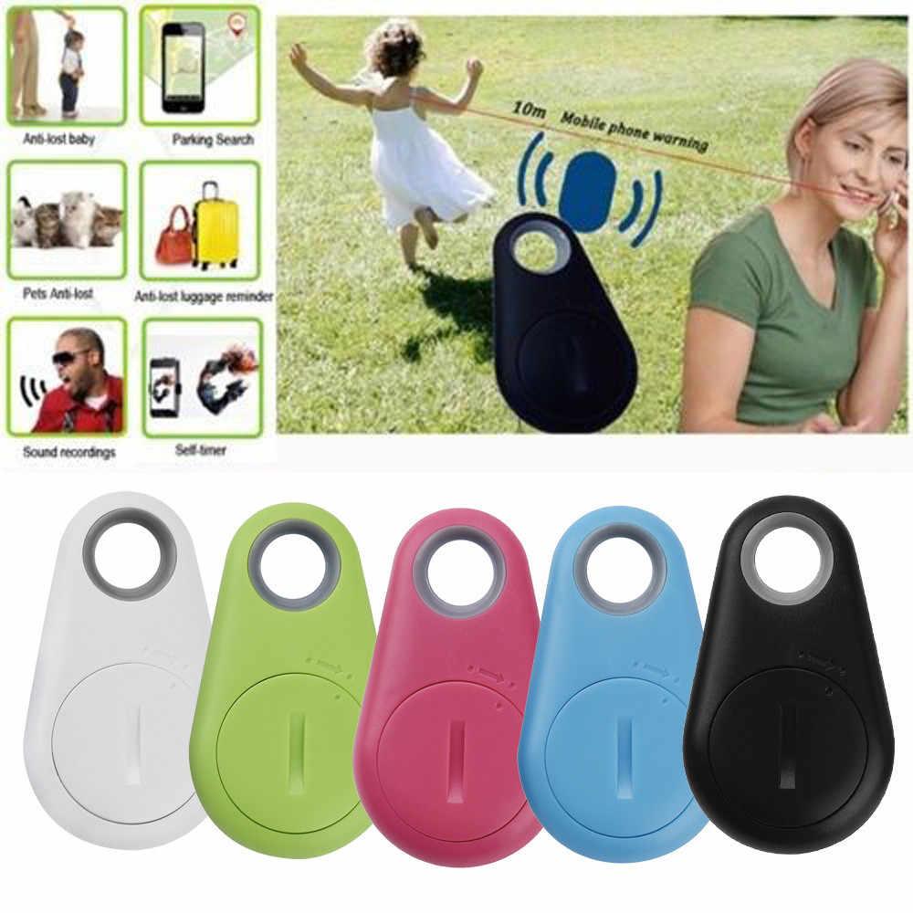 Франшиза Bluetooth 4,0 анти-потеря кражи прибор для сигнализации Bluetooth удаленное gps устройство для слежения за ребенком Pet сумка кошелек Google maps ABS пластик #