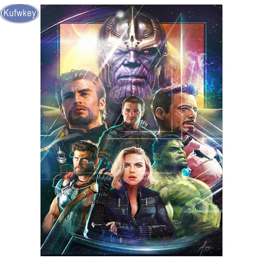 5D, diamond painting, Movie character posters cross stitch, 3d picture, picture, full, diamond embroidery, mosaic, handicrafts