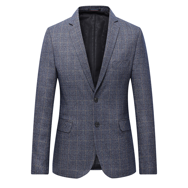Top Quality Men Casual Blazer Plus Size 2019 Spring Hot Sale Business Blazer Coats Mens Formal Wear Suit Jackets 7XL 6XL 5XL 4XL