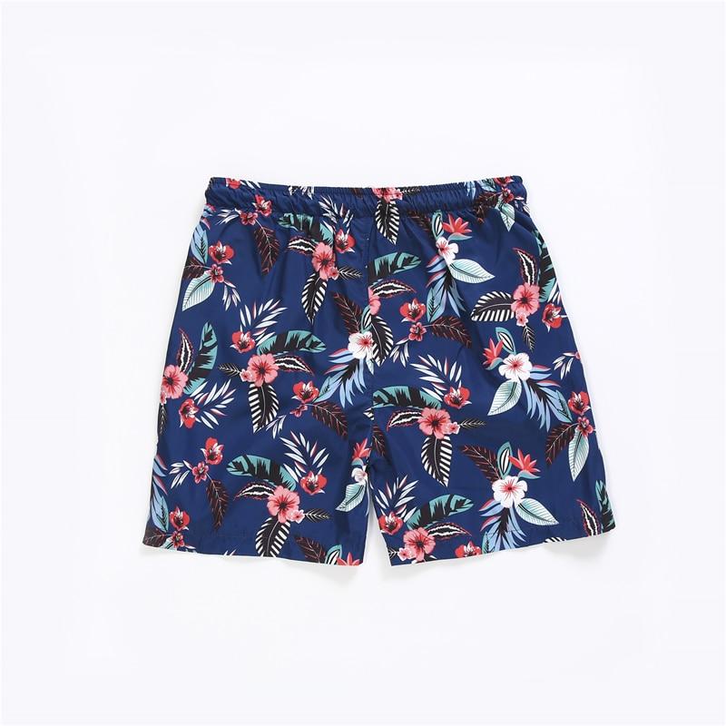 Mens Swimming Board Shorts Trunks Boys Loose Beach Swimwear Short Pants