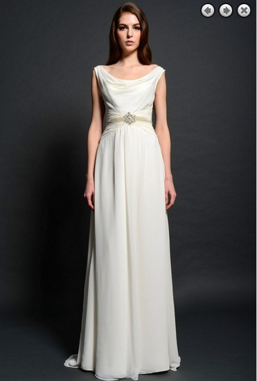 free shipping new Fashion dinner 2018 maxi brides vestidos formales white long Graduation beaded bridal belt   bridesmaid     dresses