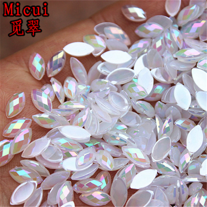 Detail Feedback Questions about Micui 200pcs 4 8mm Mix Color Horse ... caaa8722e866
