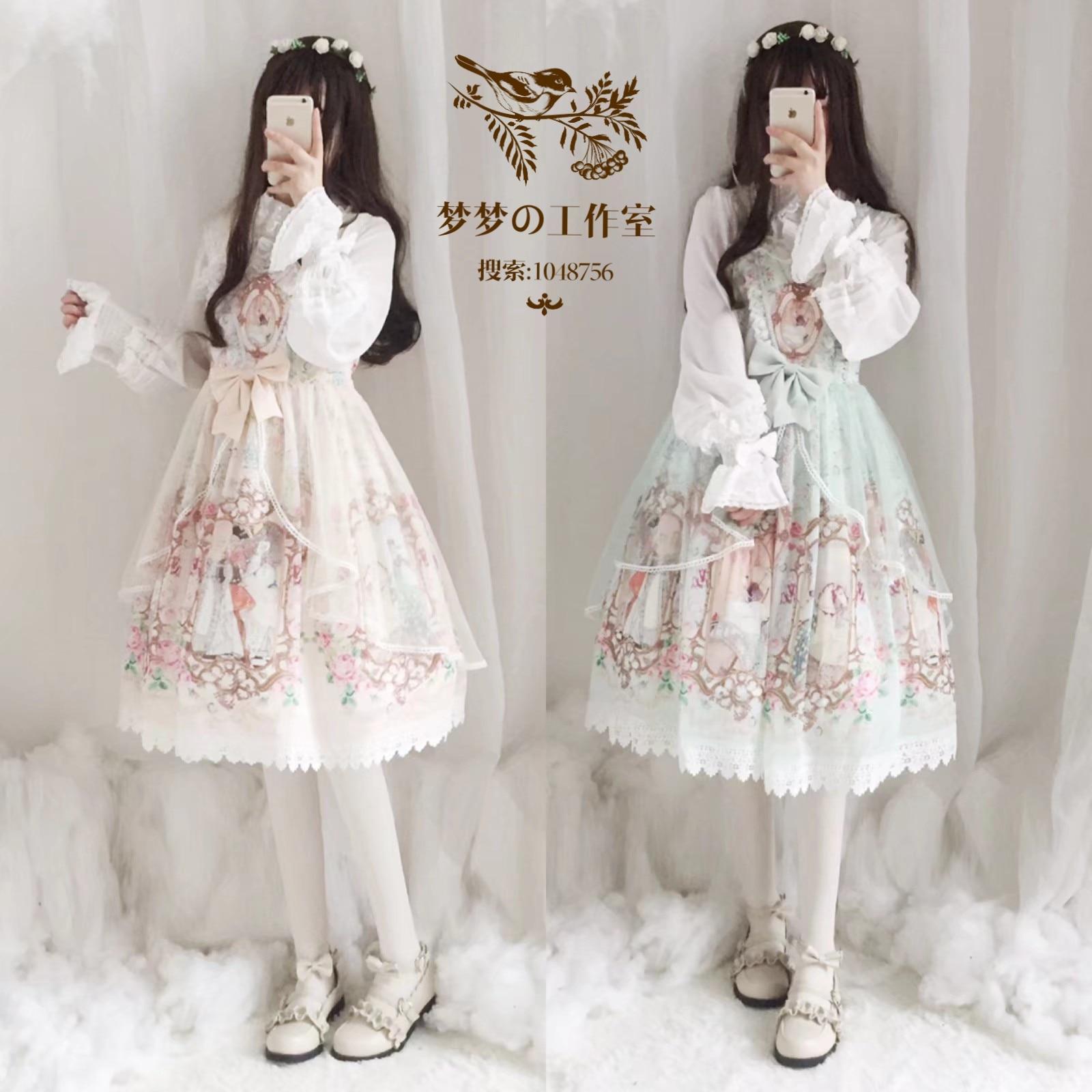 US $106.9 |Zanzea Sale Plus Size Free Shipping 2019 New Brocade Garden  National Brand Original Lolita Dress Girl Daily Princess Hanging-in Dresses  ...