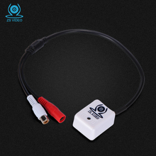 ZSVEDIO MINI Audio Microphone MIC FOR Security & Protection/Video Surveillance/Surveillance Camera/IP Camera