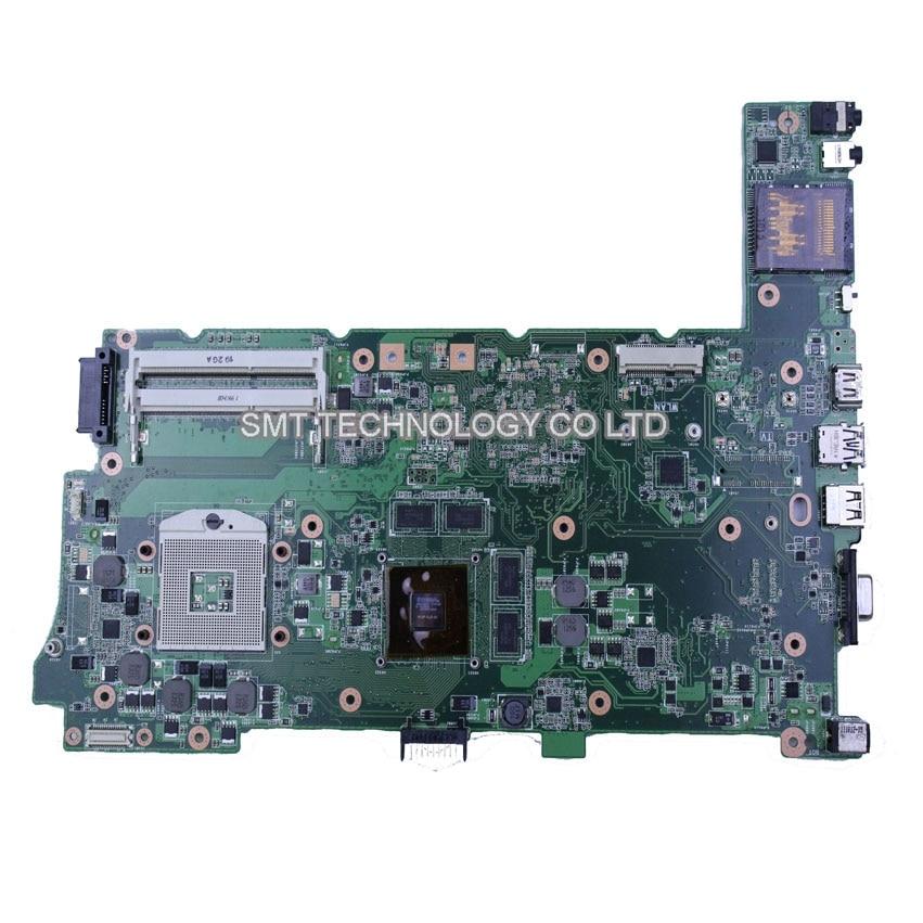 ФОТО for ASUS N73S N73SV N73SM  Laptop motherboard REV 2.0 GT 540M Socket PGA989 DDR3 Top quality