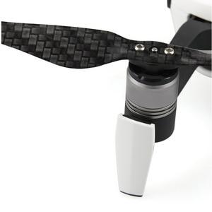 Image 4 - 2 أزواج CW و CCW ألياف الكربون المروحة تعزيز الدعامة بليد ل DJI Mavic الهواء Drone مراوح اكسسوارات