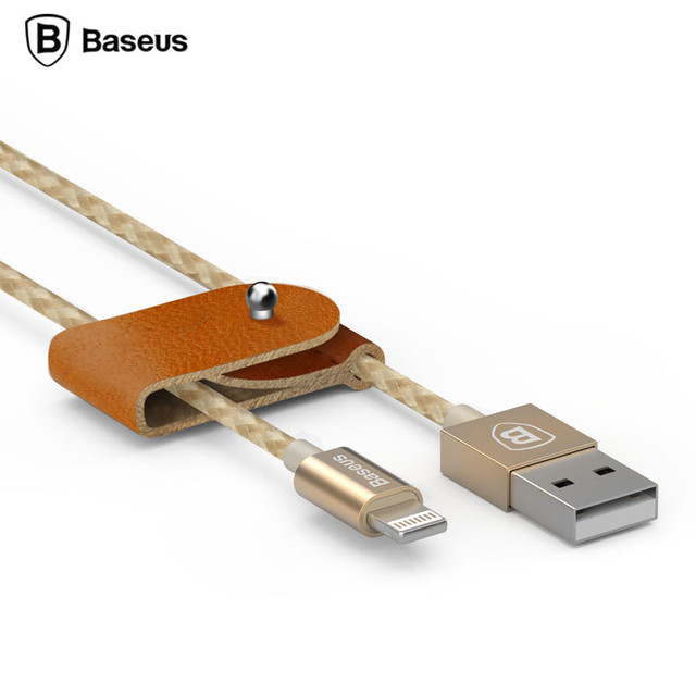 BASEUS MFI Antilia Data for Lightning Charging Cable for iPhone 6 Plus 5C 4S for iPad mini Air for iPod Touch Nano7 Pro for iOS