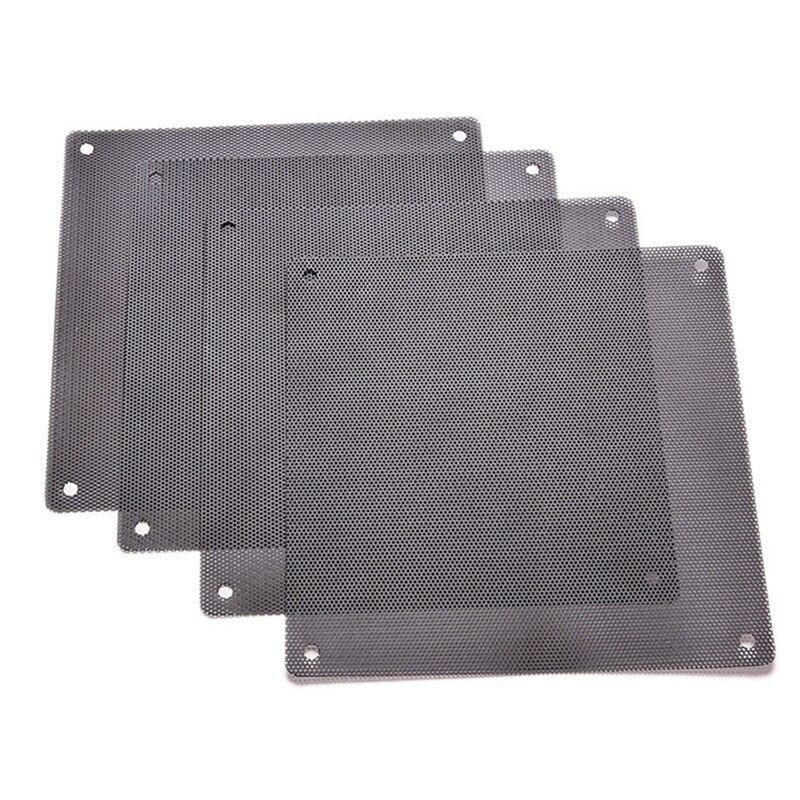 1 Piezas 140mm Ordenador Pc Filtro De Aire A Prueba De Polvo Refrigerador Cubierta De La Caja Del Filtro Ventilador De Polvo De Malla