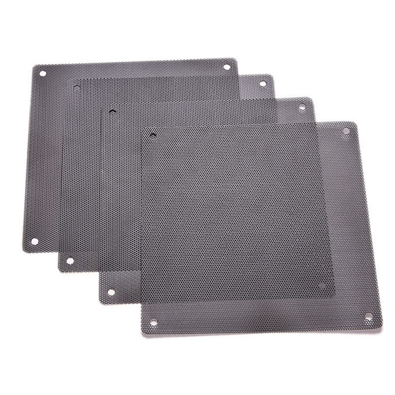 1pcs 140mm Computer PC Air Filter Dustproof Cooler Fan Case Cover Dust Filter Mesh