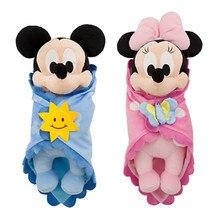 Doudou Baby Minnie  y Mickey + Peluche