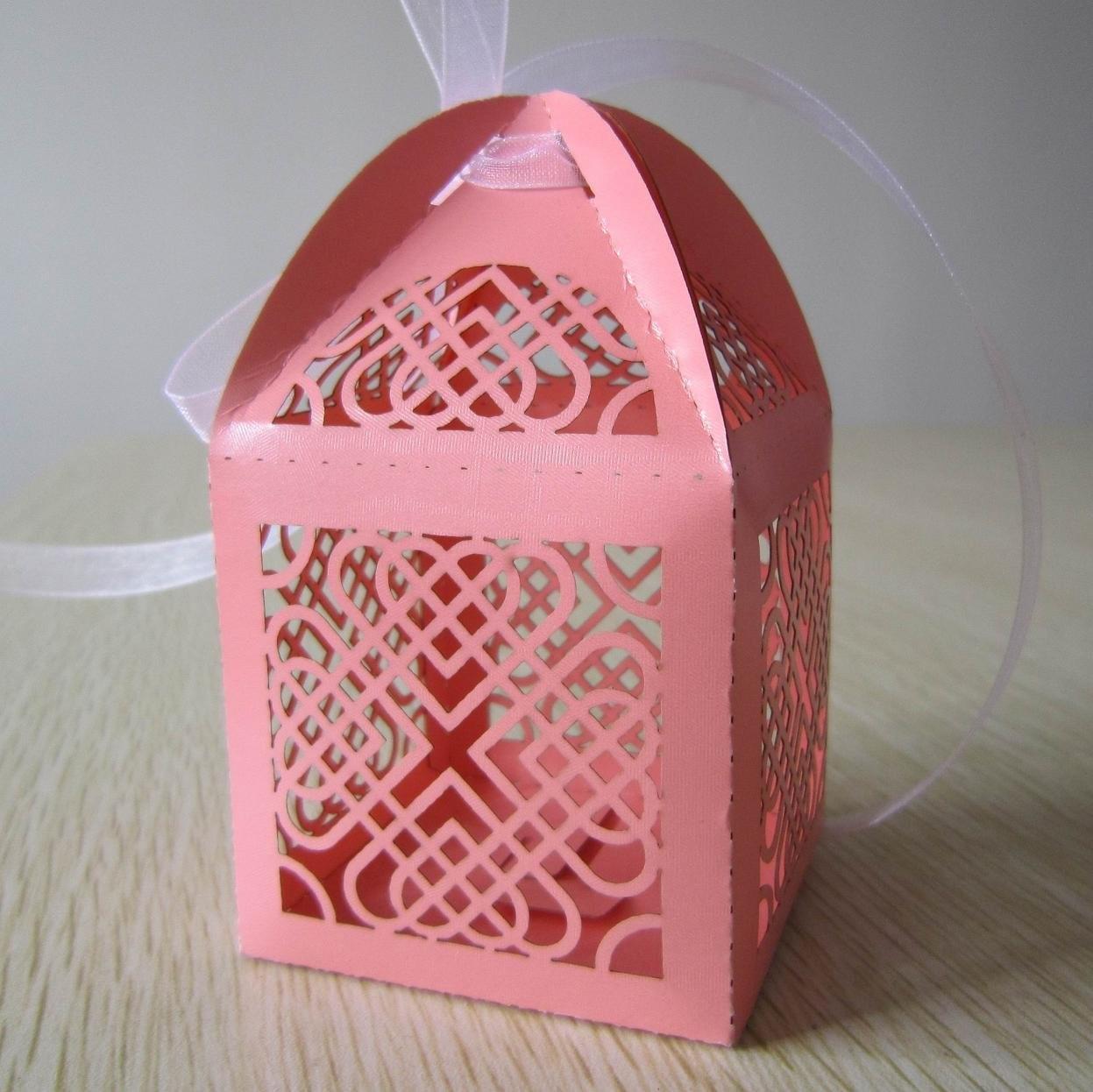 Mini cupcake box\