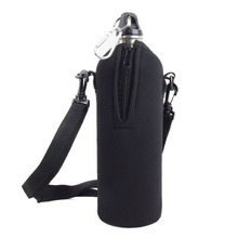 Outdoor Neoprene Sport Water Bottle Insulator Sleeve