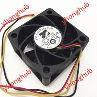 Emacro For ARX FD0540 A1151D DC 5V 0.27A 40x40x20mm 3 wire Server Square Fan