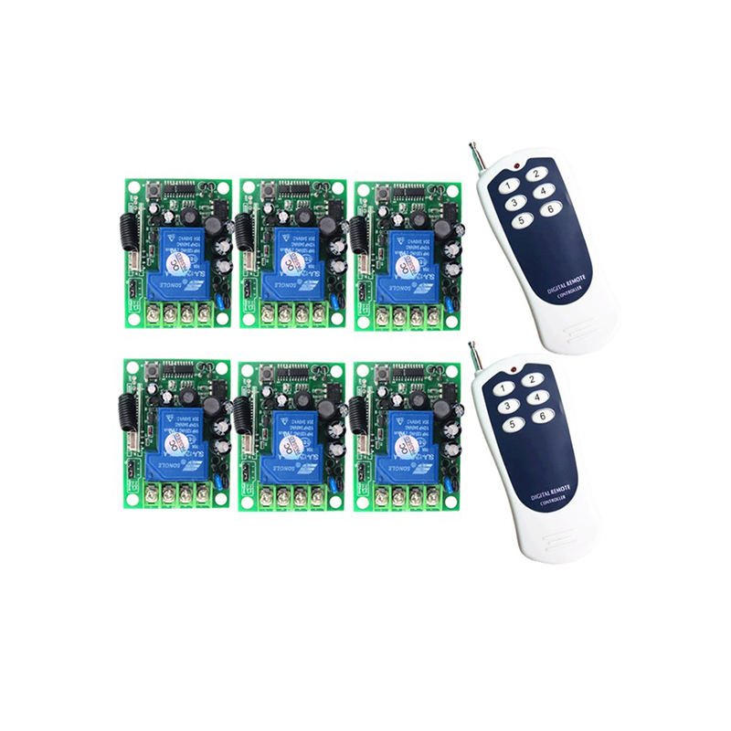 AC85V-250V Wireless Remote Control switch 30A Relay Receiver Transmitter For Lamp/Light LED Long Distance 200M-1000MAC85V-250V Wireless Remote Control switch 30A Relay Receiver Transmitter For Lamp/Light LED Long Distance 200M-1000M