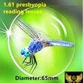 1.61 пресбиопия асферические линзы качество супер тонкий CR39 линзы смолы для заполнения рецепт far sight reading glasses lenses