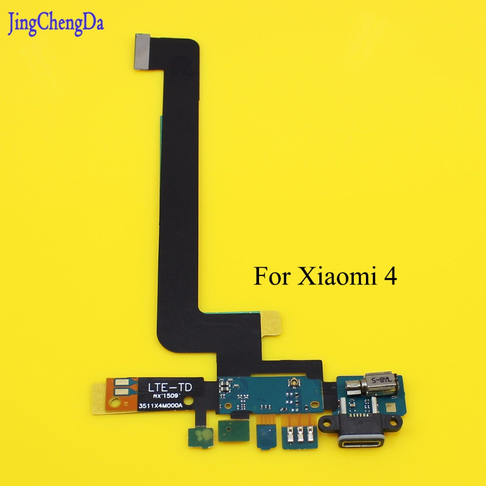 JCD for Xiaomi 4 Mi 4 Mi4 M4 Microphone Module USB Charging Port Board Flex Cable Connector High QualityJCD for Xiaomi 4 Mi 4 Mi4 M4 Microphone Module USB Charging Port Board Flex Cable Connector High Quality