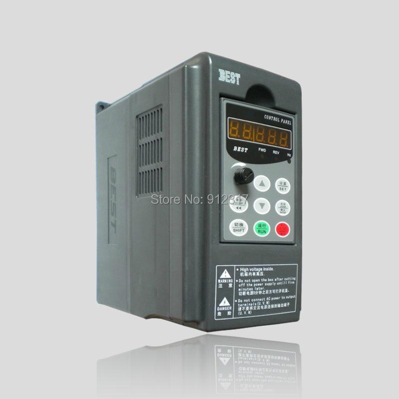 3KW 380VAC Variable Frequency Drive VFD Inverter 4HP панель декоративная awenta pet100 д вентилятора kw сатин