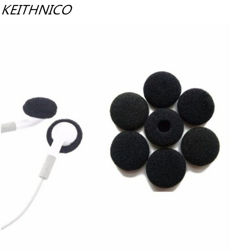b219c2691fadb9 KEITHNICO 30Pcs 18mm Soft Foam Earphone Pads Earbuds Headphone Sponge  Covers Replacement Cushion For Most Earphone MP3 MP4-in Earphone  Accessories from ...