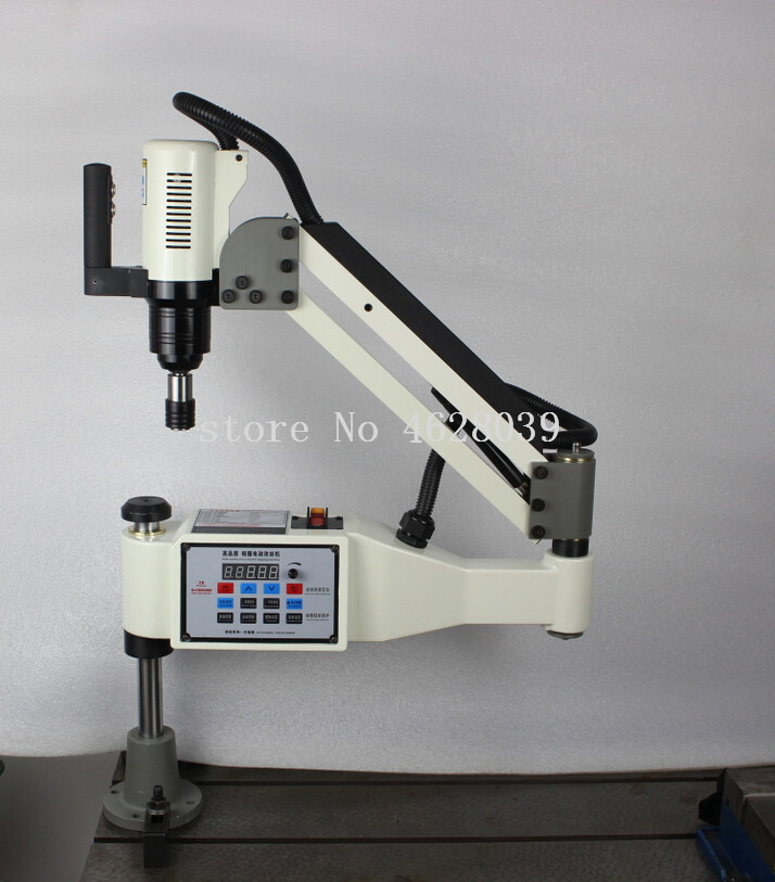 New Powerful M3-M16 Vertical Electric Tapping Machine 220V High Quality One Year Warranty