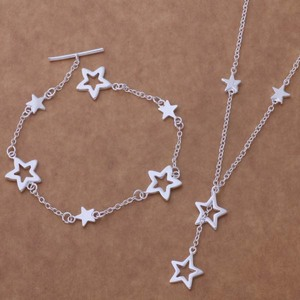 AS162 Hot sterling Jewelry Set