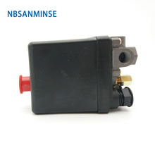 Реле давления воздушного компрессора nbsanminse smf10  l 1/4