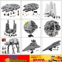 MOC Legoingly Lepin 05007 05026 05027 05028 05131 05143 05130 05037 05128 05039 05040 05132 05142 Star Wars Building Blocks