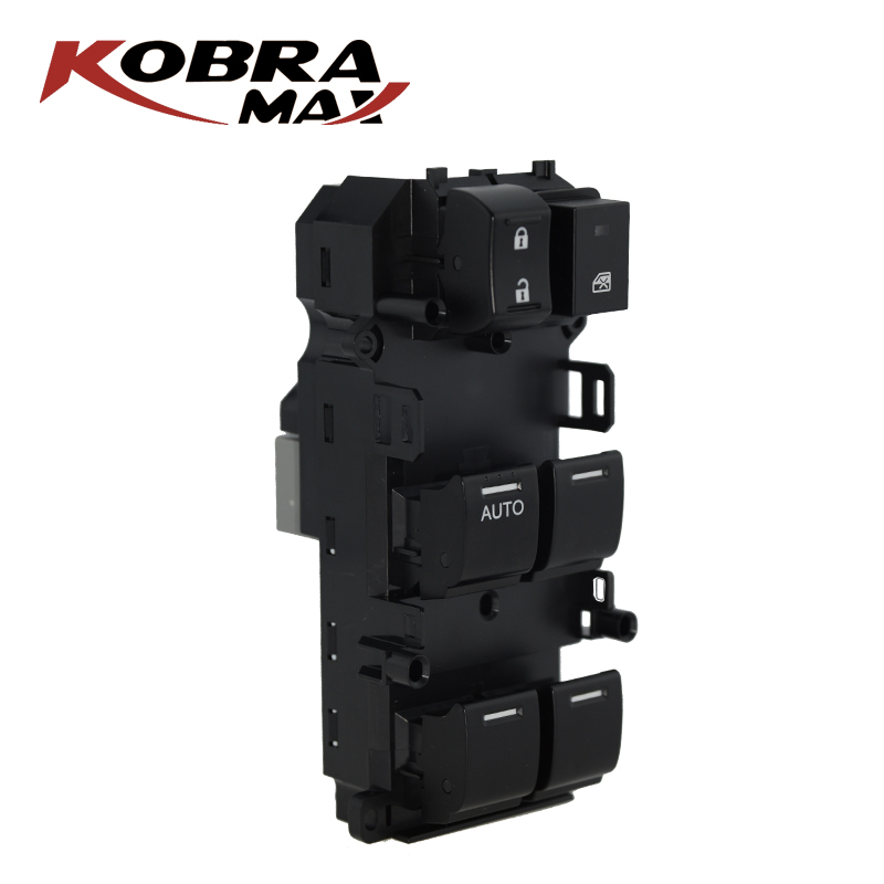 KobraMax Electric Power Master Control Window Switch 35750-TBO-H01 Fits For HondaAccord Car Accessories