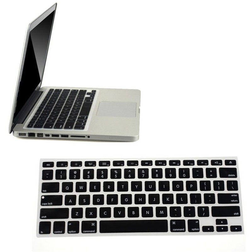 Hot sale Keyboard Cover Silicone Keyboard Skin Cover For Macbook Pro Air Mac Retina 13.3 laptop accessories For For hp