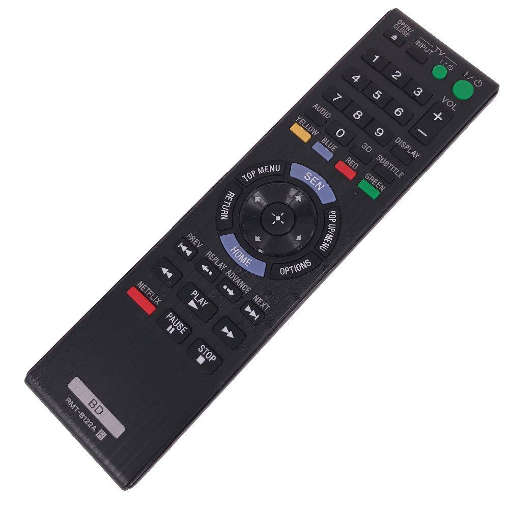 NEW remote control  For SONY BD RMT-B122A  BDP-S2100 BDPS790 BDPS790 Blu-ray Disc DVD Player dvd плеер sony bdp s5500