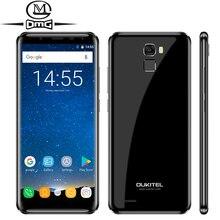 Oukitel K5000 5000 мАч Смартфон Android 7.0 4 Оперативная память 64 г Встроенная память 18:9 HD + полный Экран мобильного телефона 21MP камера отпечатков пальцев сотовый телефон