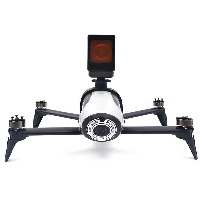 Для Parrot Bebop 2 Drone аксессуары, запасные части держатель рамка фиксированные Аксессуары для 360 Gopro держатель камеры