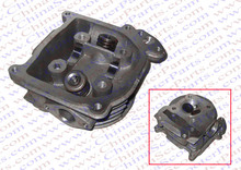 GY6 120CC 52MM Cylinder head Assy with valves 139QMB Jonway Jmstar Baotian Scooter Parts